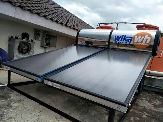 Service Pemanas Air Wika Bogor